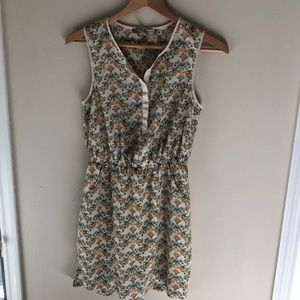 Forever 21 Contemporary floral dress